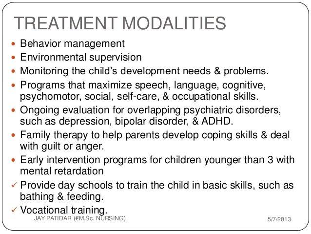 evaluating mental retardation
