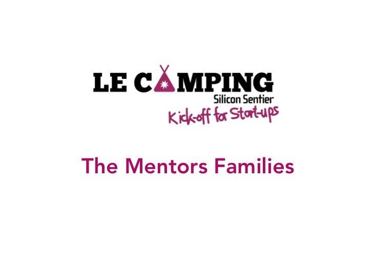 The Mentors Families