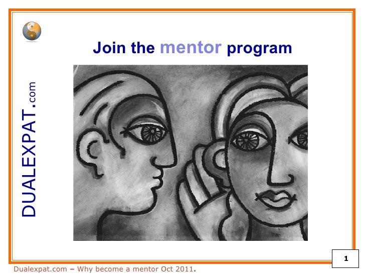 DUALEXPAT. com Join the  mentor  program