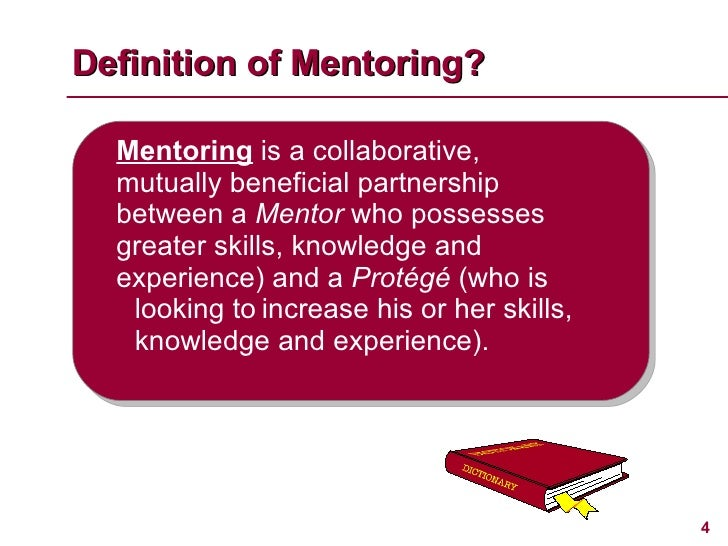 the benefits of a mentoring relationship essay
