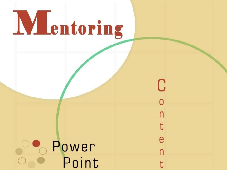 MENTORING POWERPOINT