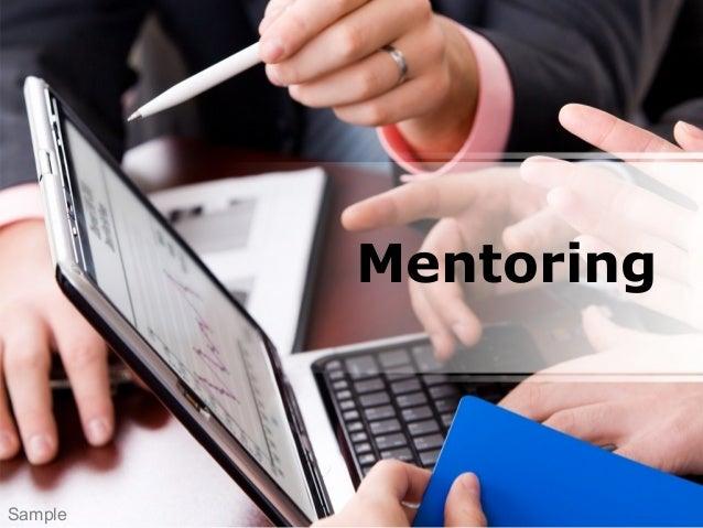 Mentoring Sample