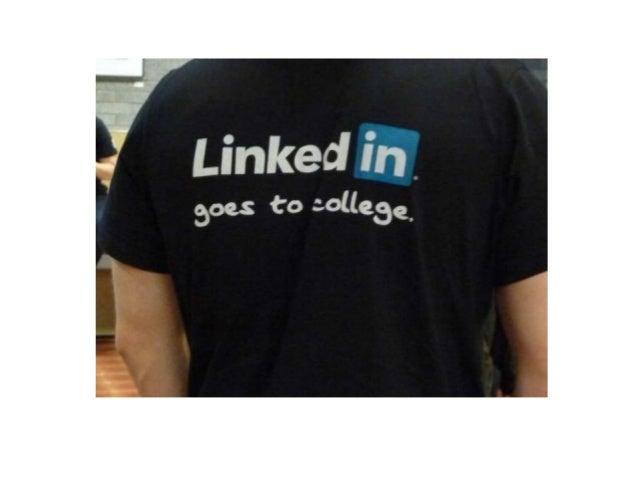 LinkedIn Goes to College