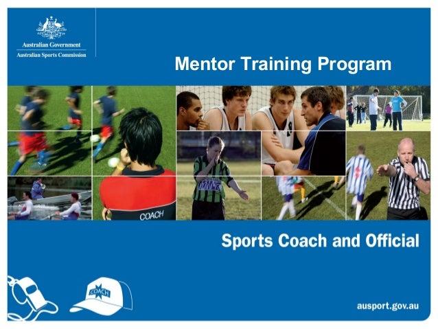 Mentor Training Program