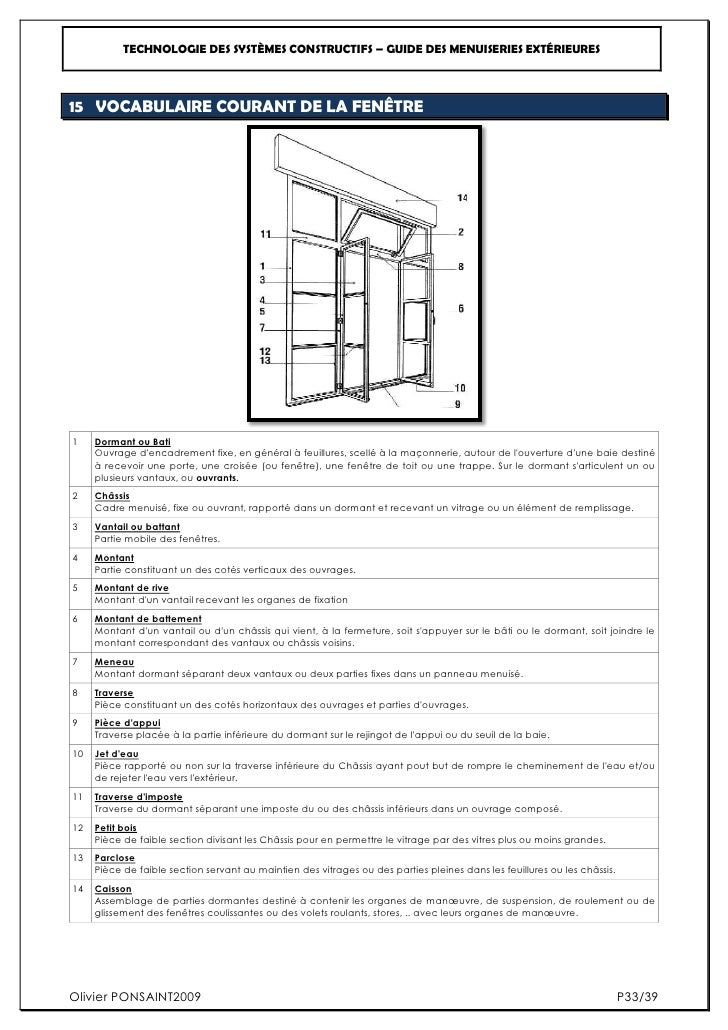 menuiseries exterieures. Black Bedroom Furniture Sets. Home Design Ideas