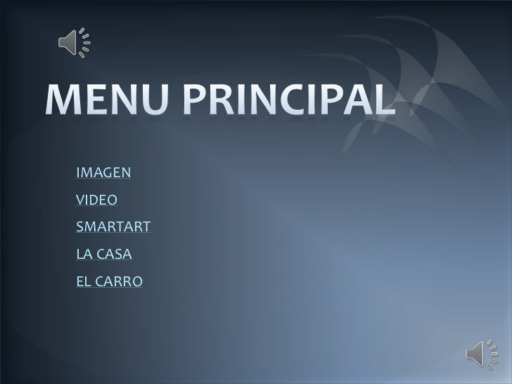 IMAGENVIDEOSMARTARTLA CASAEL CARRO