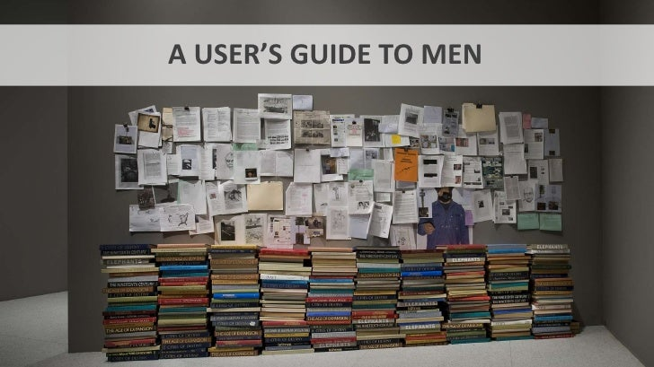 A USER'S GUIDE TO MEN