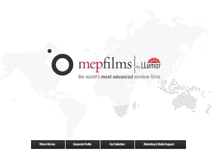 MEP Films Presentation
