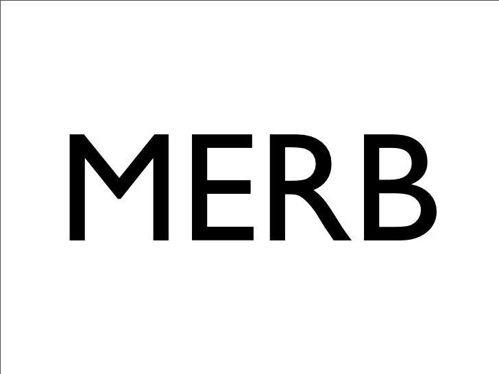 Intro to Merb