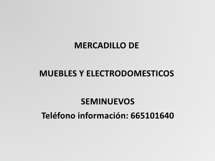 Mercadillo 3