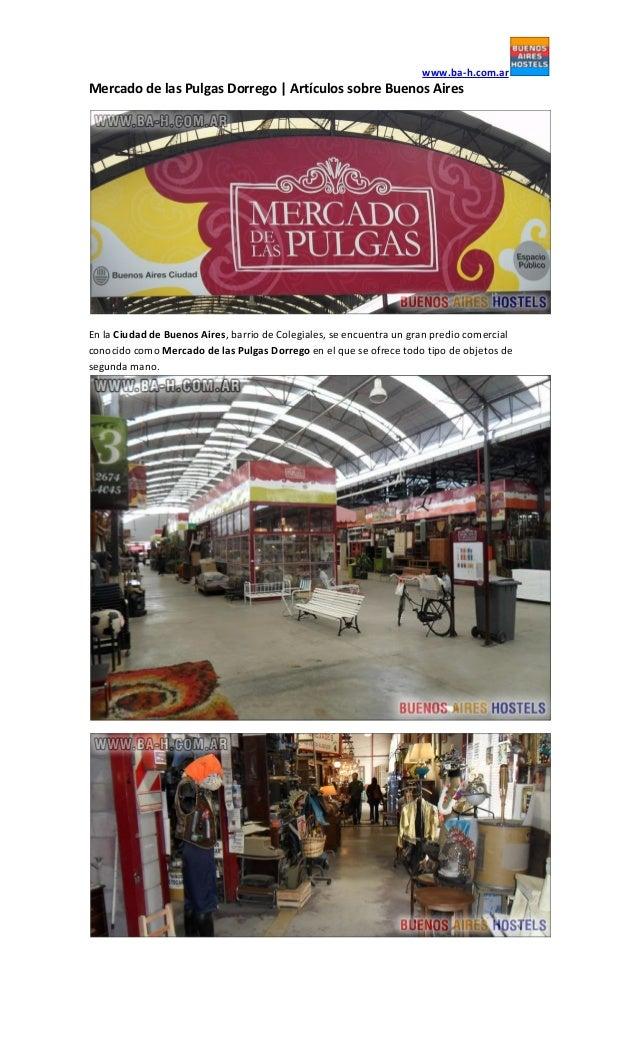 www.ba-h.com.arMercado de las Pulgas Dorrego | Artículos sobre Buenos AiresEn la Ciudad de Buenos Aires, barrio de Colegia...
