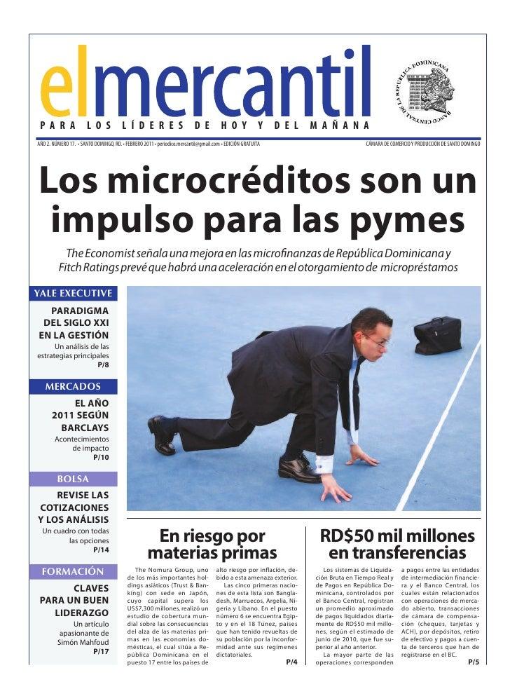 El Mercantil Febrero 2011