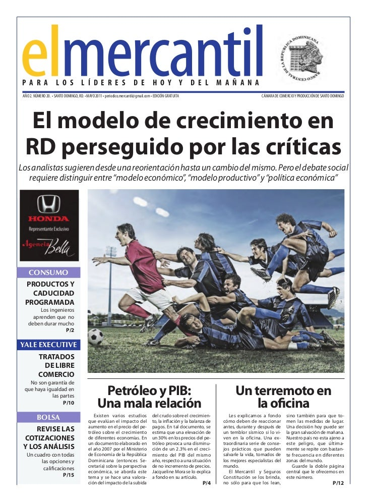 El Mercantil (Mayo 2011)