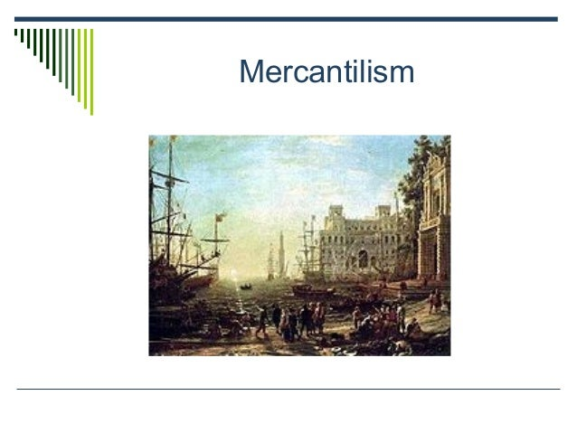 decline of mercantilism Working to keep the rmb from declining so, af- ter decades of accusations that it  was serially distorting the global market- place, is china finally vindicated.