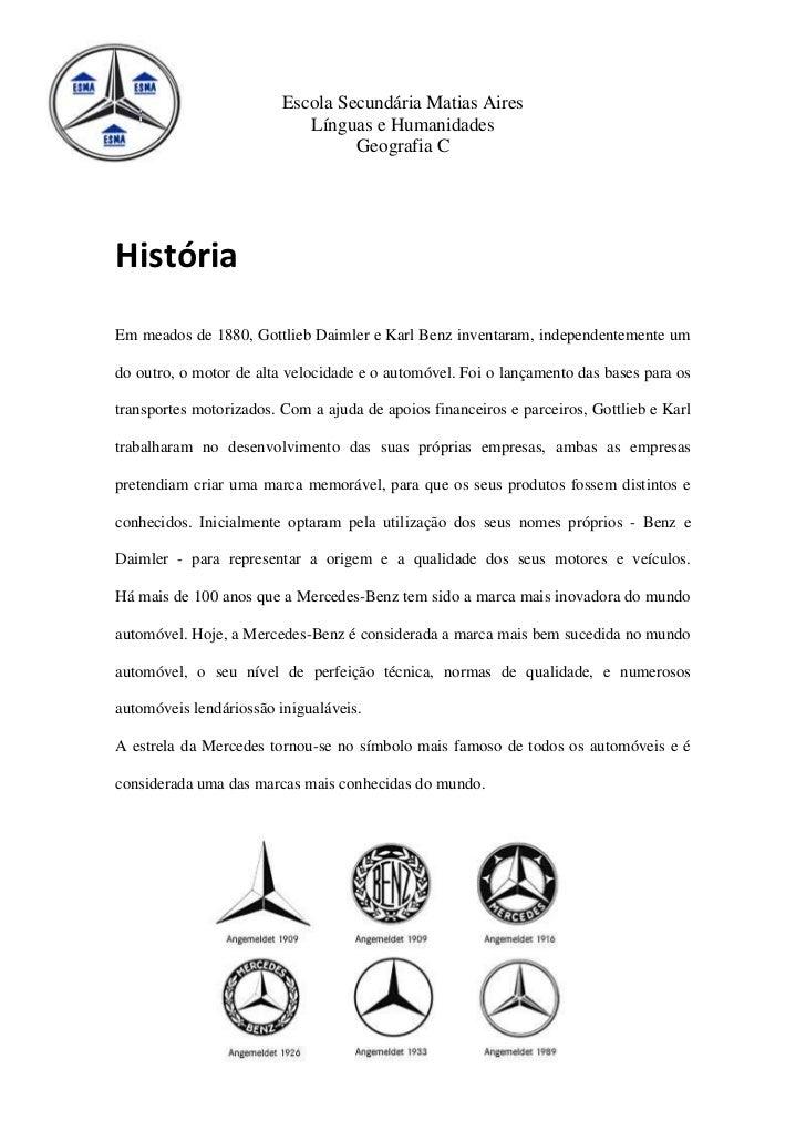 Escola Secundária Matias Aires                            Línguas e Humanidades                                  Geografia...