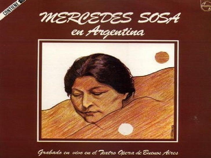 Mercedes Sosa - Los Reyes Magos