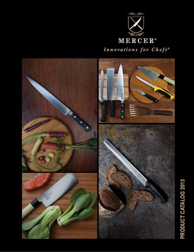Mercer Cutlery Catalog