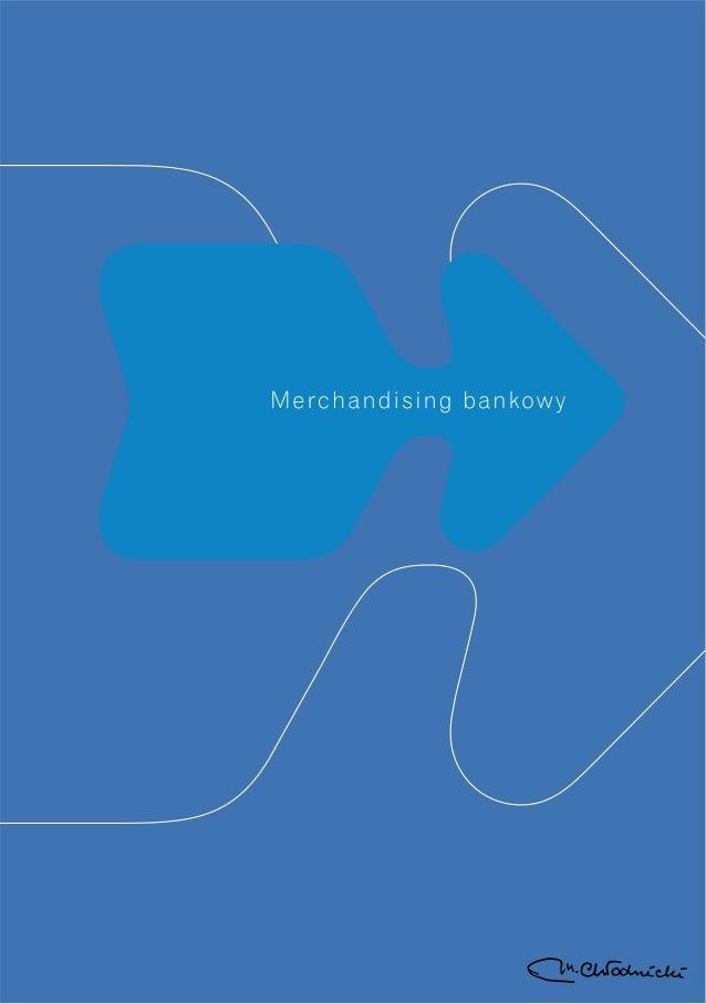 Merchandising bankowy