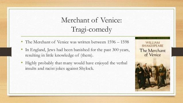 when merchant venice written - photo#31