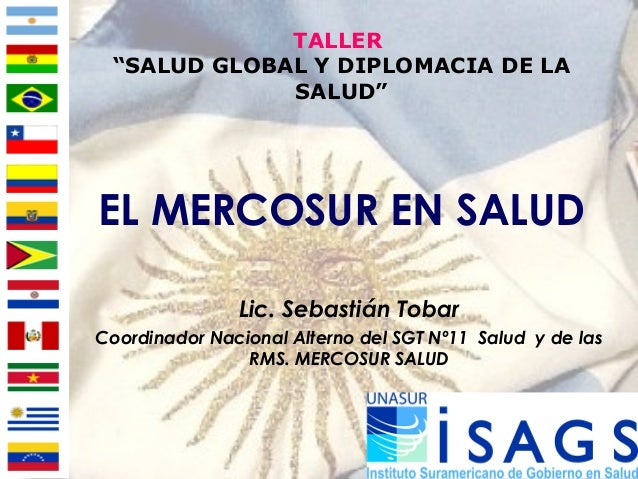 El Mercosur en Salud