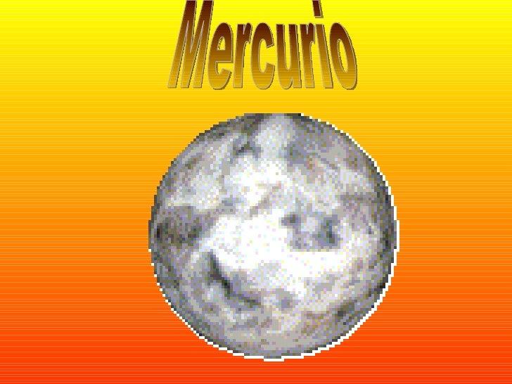 . Mercurio
