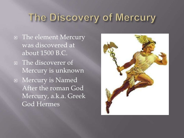 the discovery of planet mercury - photo #36