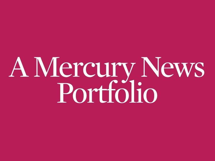 A Mercury News    Portfolio