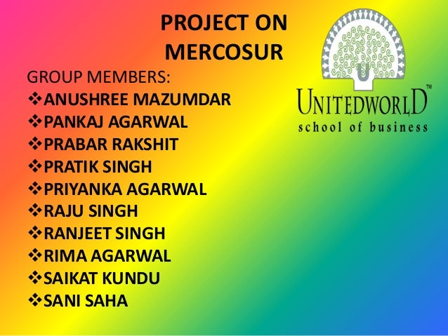 Presentation on Mercusor