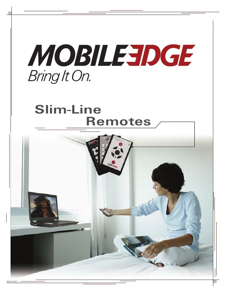 Mobile Edge Presentation Remotes for Power Point, Keynote and iTunes