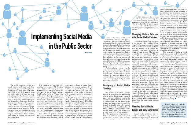 public awareness for services and programs by delivering the information directly into the online awareness streams of the...