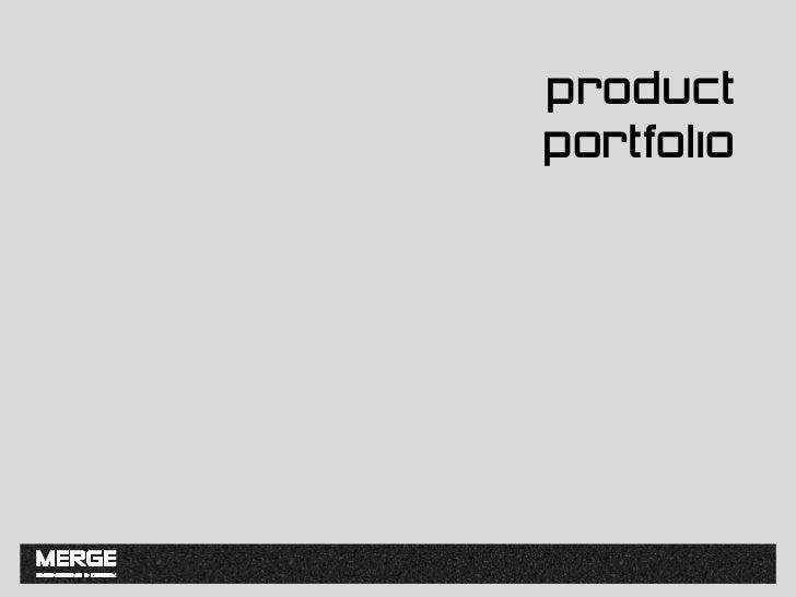 productportfolio
