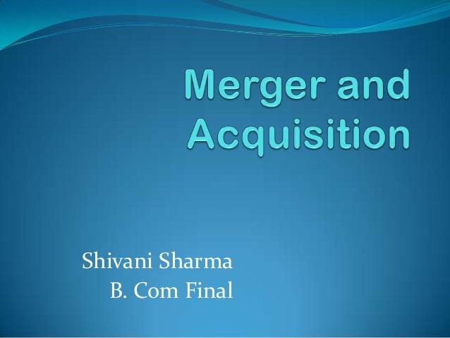 Shivani Sharma  B. Com Final