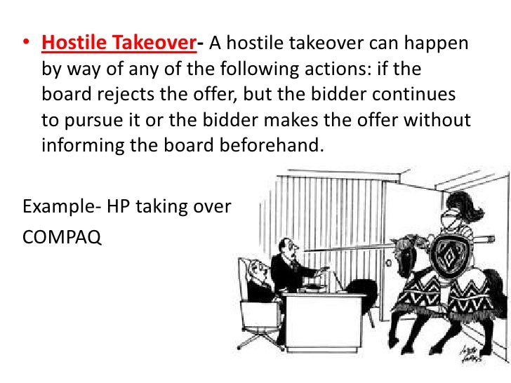 hostile takeover and ethics Peoplesoft v oracle: hostilities involved in a takeover precious richey omm 640 business ethics and social responsibility (mff1226a) instructor – ken edick.
