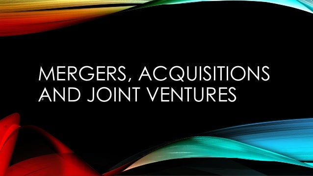 Masters dissertation services mergers and acquisitions