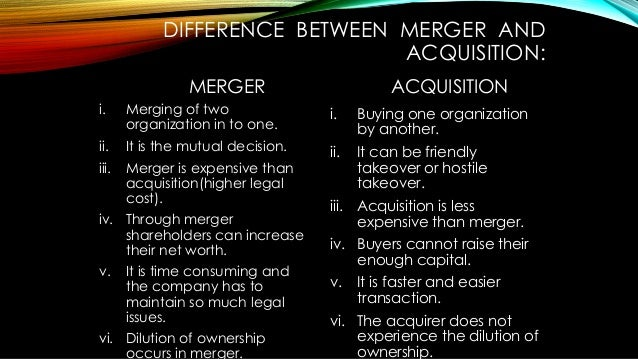 merger and aquisition essay Section 3 then provides a practical case study of a merger that occurred five years ago a reflective essay based on an episode of the writepass journal.
