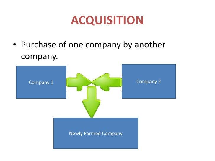 mergers acquisition essay