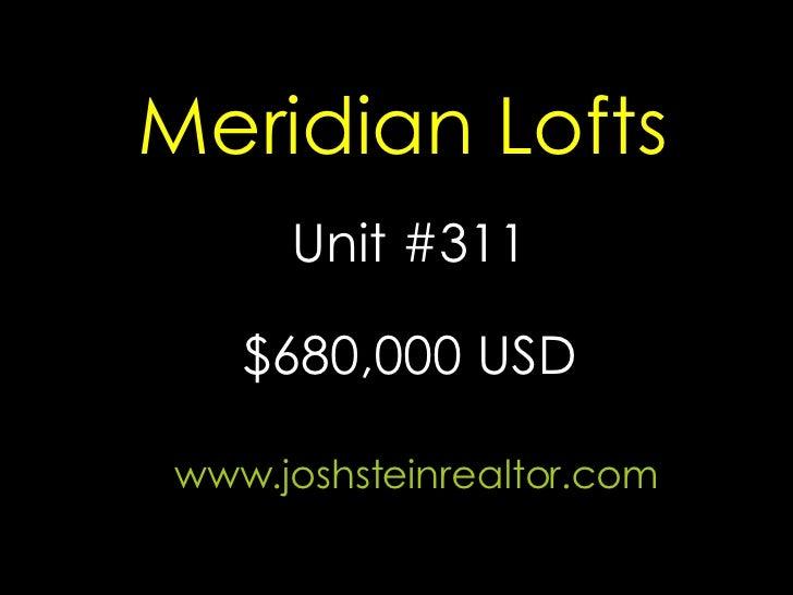 Meridian 311