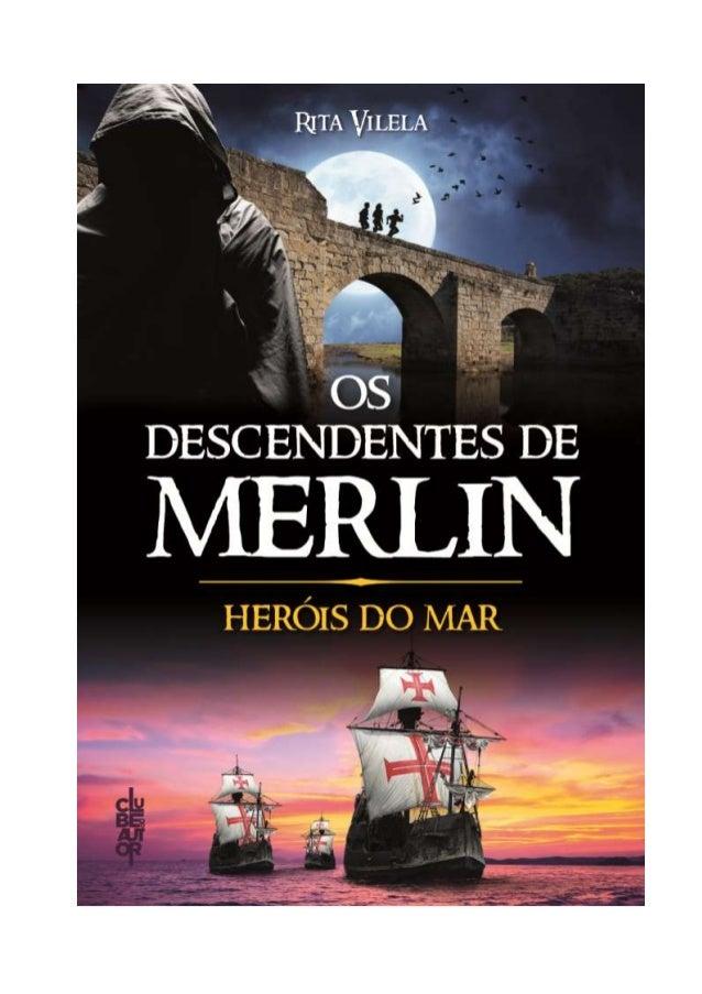 heróis do mar merlin_herois_mar_grafica.indd 5 18/12/2015 16:01:50