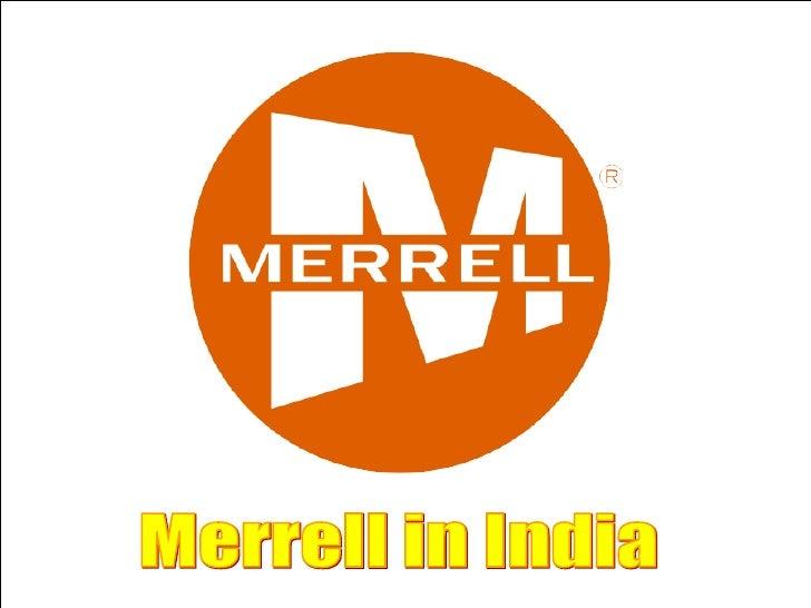 Merrell In India