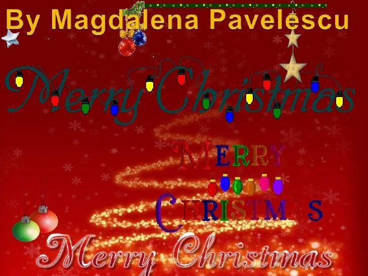 By Magdalena Pavelescu<br />