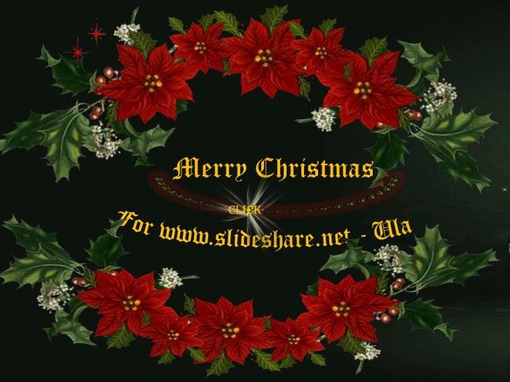 Merry Christmas    click
