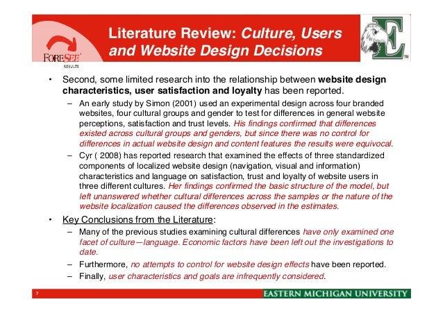 literature review sites
