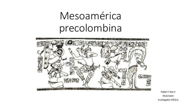 Mesoamérica precolombina