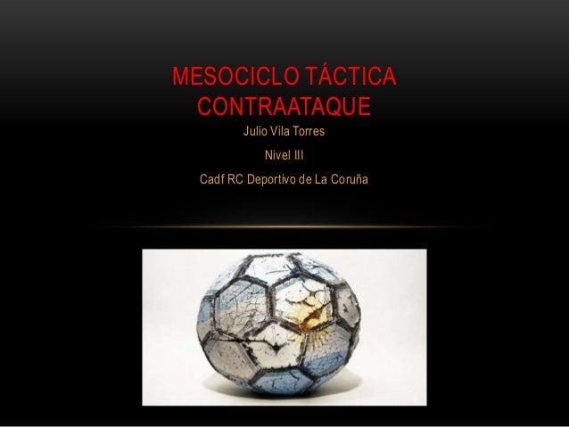 Mesociclo táctica (1)