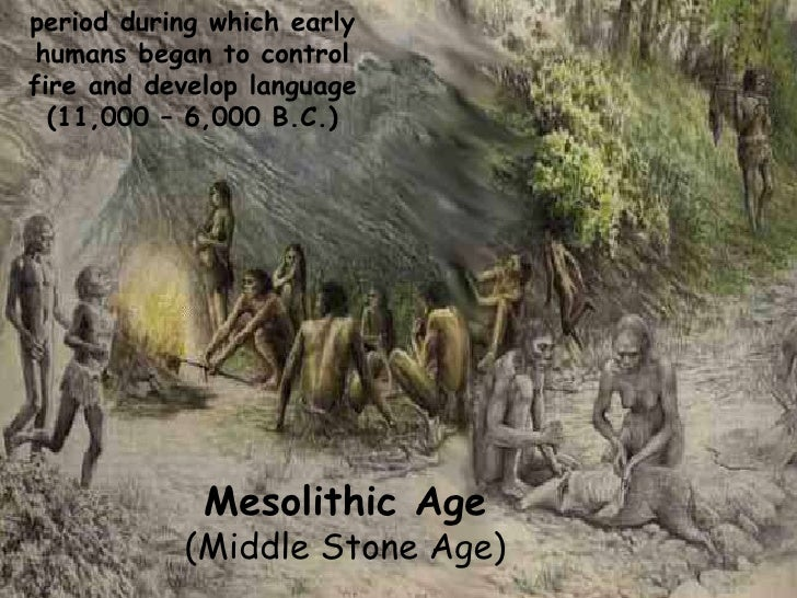 what happened first neolithic era ice age paleolithic era mesolithic era The stone age: the mesolithic period period began as the last glacial era came to an articles on the palaeolithic period and the neolithic period.