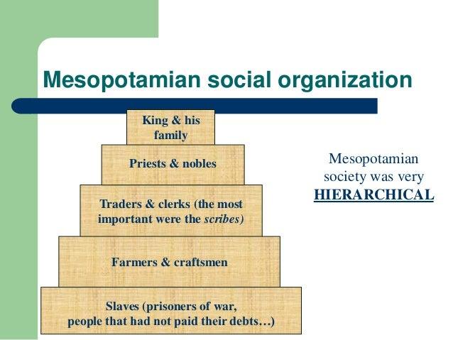 mesopotamia government