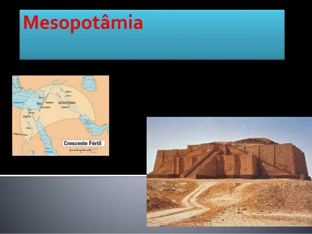 """A Mesopotâmia (do grego antigo Μεσοποταμία;  composto de μέσος, """"meio"""", e ποταμός, """"rio"""", ou seja  """"[terra] entre dois rio..."""