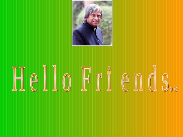 Message from Dr_AP_Kalam
