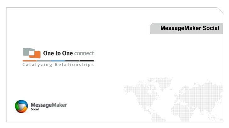 MessageMaker Social<br />