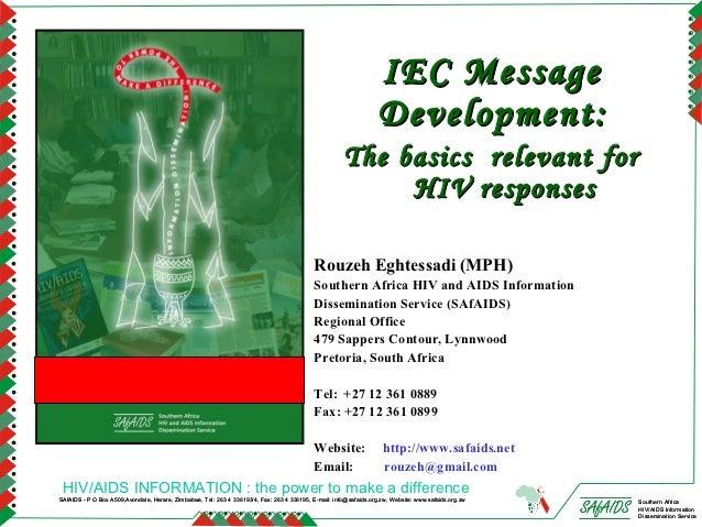 IEC Message                                                                                                               ...